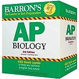 Barron's AP Biology Flash Cards