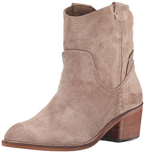 Dolce Vita Women's Grayden Boot, Taupe, 6 M US - Chalet Heels