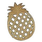 DII Gold Pineapple Trivet