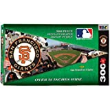 new york giants puzzle - MLB San Francisco Giants 300-Piece Pennant Jigsaw Puzzle