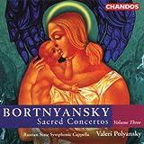Concertos Sacrés N 17 à 23, Vol. 3