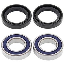 All Balls 25-1092 Front Wheel Bearing and Seal Kit