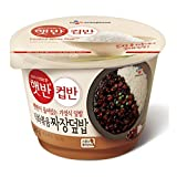[5packs] CJ Cooked black bean sauce Paste Rice Cupbahn / instant food / Korean Cupbahn / fast cooked