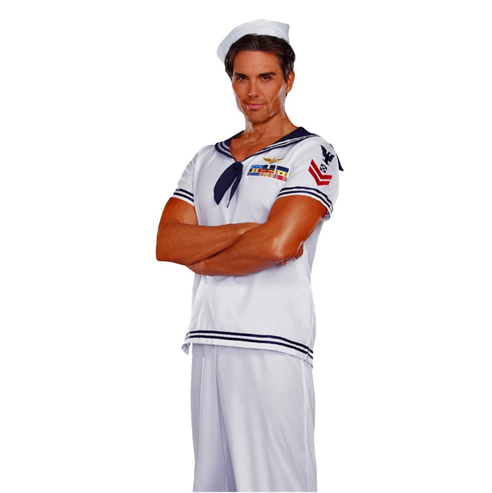 M Premium Bodywear AG Costume Hat Fancy Dress Sailor Sailor Nicolas Sizes M – XXL TShirt