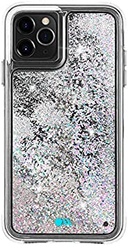 Case-Mate - iPhone 11 Pro Max Glitter Case - Waterfall - 6.5 - Iridescent, Model:CM039828