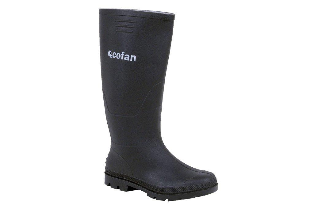 Cofan 12001650 - Bota alta de agua (cuarzo, T-50) color negro Cofan (COFB0)