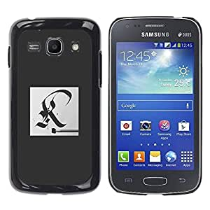 PC/Aluminum Funda Carcasa protectora para Samsung Galaxy Ace 3 GT-S7270 GT-S7275 GT-S7272 sharp RS / JUSTGO PHONE PROTECTOR