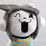UNDERTALE TEMMIE PLUSH TOY SOFT STUFFED TOY FIGURE 10