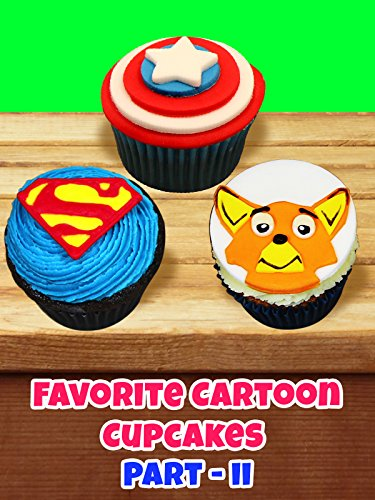 Your favorite cartoon cupcakes - Part 2]()