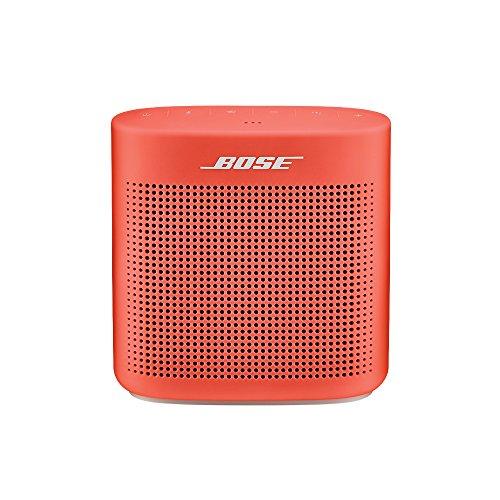 Bose SoundLink Speaker System (Red)