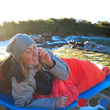 Adventure Goods VI presentiamo el saco de dormir momia 230 x 80 cm, el mejor