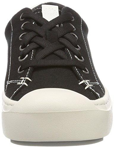 Heybrid Baskets 5103010 Sneaker Femme schwarz Noir 4Z74gPwq