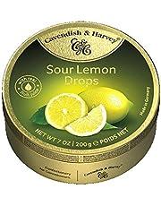 Cavendish and Harvey Sour Lemon Drops 200g by Cavendish and Harvey