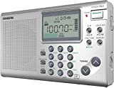 Sangean ATS-405 FM-Stereo/AM/Short Wave World Band Receiver