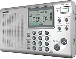 Sangean Ats-405 Fm-stereoamshort Wave World Band Receiver