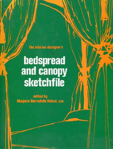 Interior Designer's Bedspread and Canopy Sketchfile