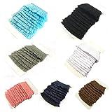 25mm Wide Cotton Fringe Tassel Trim 14 Yards (7 Color)