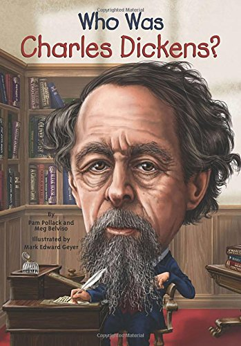 Who Was Charles Dickens? - Book  of the Who Was/Is...?