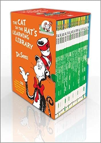 7f234a4b5b5 Buy The Cat in the Hat s Learning Library Book Online at Low Prices ...