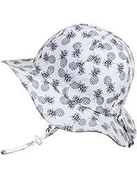 Baby Toddler Kids Breathable Sun Hat 50 UPF Adjustable...