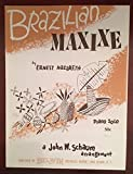 img - for Brazilian Maxixe (Piano Solo Sheet Music) book / textbook / text book