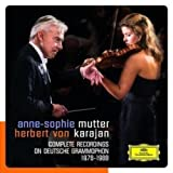 Mutter - Karajan: Complete Recordings on Deutsche Grammophon (1978-1988)