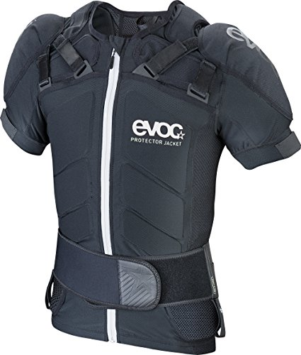 EVOC Sports Protector Jacket, Black, Medium