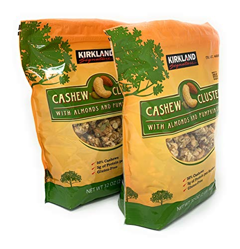 Kirkland Signature Cashew Clusters