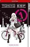 Tokyo ESP 01: Kapitel 1-4 (German Edition)
