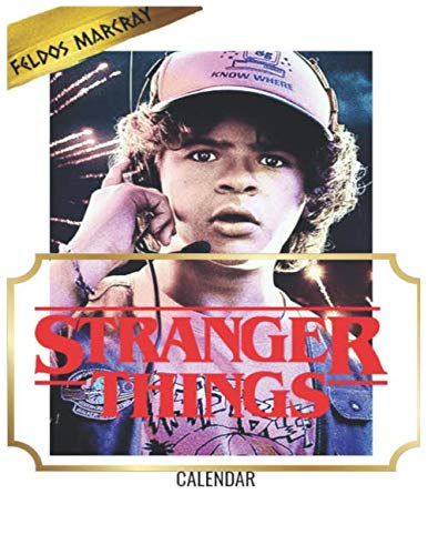 Stranger Things Calendar 2020