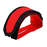 Bicycle Anti-Slip Double Adhesive Straps Pedal Toe Clip Strap Belt Cycling Accessory