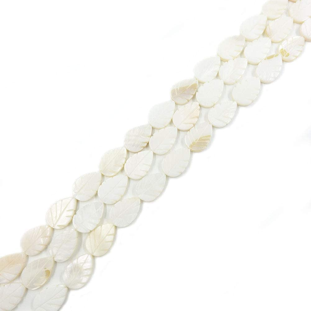 Shell Beads Qiancraftkits 400 Natural 12mm 15mm Flat Round Mussel Shell Coin Beads Drop Charms for Jewelry Making