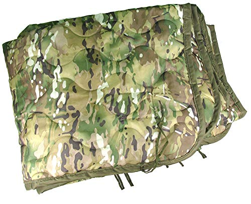 Acme Approved Military Grade Poncho Liner Blanket - Woobie (OCP-Multicam) ()
