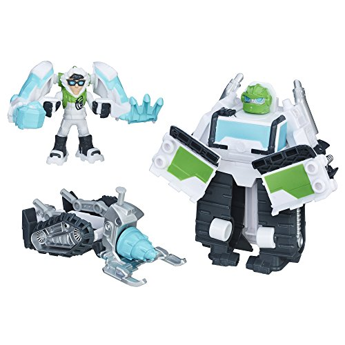 Playskool Heroes Transformers Rescue Bots Arctic Rescue (Awesome Cat Costumes)