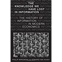The Knowledge We Have Lost in Information: The
