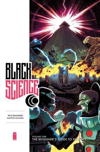 Black Science Premiere Hardcover Volume 1 Remastered Edition (Black Science Omnibus)