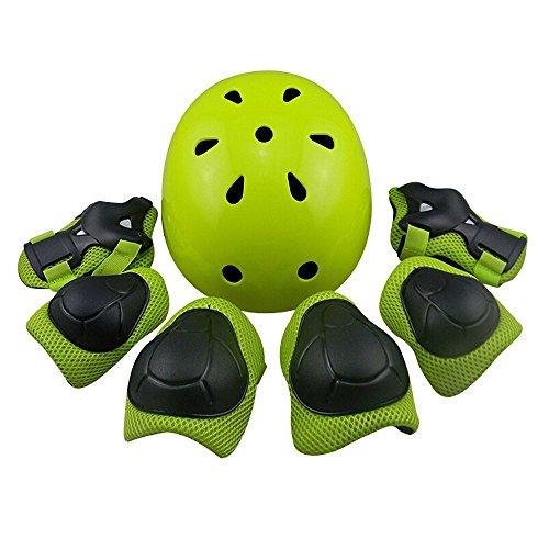 KuYou-Kids-Protective-Gear-SetChild-Helmet-Knee-Pads-Elbow-Pads-Wrist-Guards-for-Skateboard-Skate-Roller-Skateboard