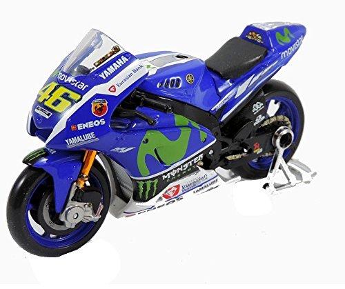 1:18 Movistar- Fiat Yamaha- 2016 Season (#46 Rossi)