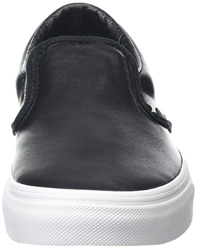 Vans Womens Classic Slip-On Metallic Gore Leather Trainers delicate ... b41a8b9d3