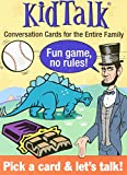 img - for Kid Talk: Conversation Cards for the Entire Family (Tabletalk Conversation Cards) book / textbook / text book