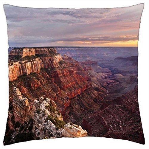 Canyon - Throw Pillow Cover Case (18
