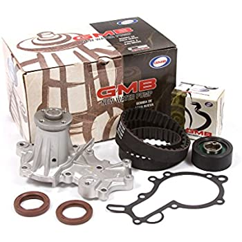 Fits 89-95 Geo Suzuki 1.6 SOHC 8V G16KC Timing Belt Kit GMB Water Pump