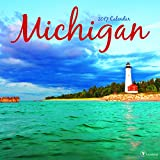 2017 Michigan Wall Calendar