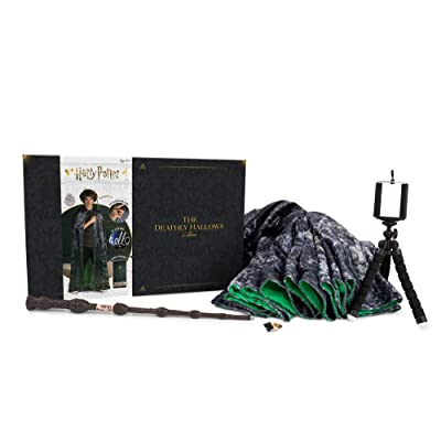 WOW! Stuff Collection Harry Potter Deathly Hallows First Edition Set: Toys & Games