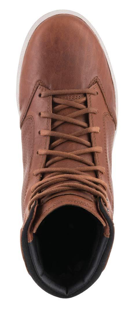 Bottes Moto J Cult Shoes Brown Alpinestars 43