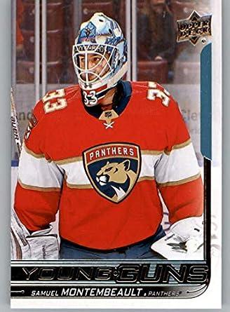best loved 64720 174c6 Amazon.com: 2018-19 Upper Deck Hockey Card #242 Samuel ...