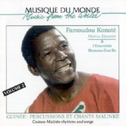 Guinee: Percussions Et Chants.                                                                                                                                                                                                                                                    <span class=