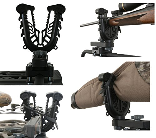 (ATV Tek FFG1 FlexGrip Pro Single Rider Gun/Bow/Tool Rack )