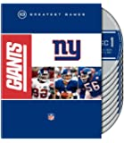 NFL: New York Giants - 10 Greatest Games