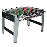 Hathaway Avalanche 48-in Foosball Table Black